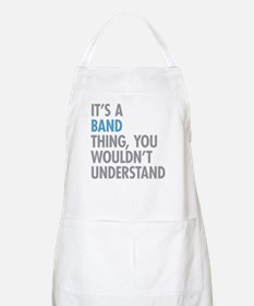 Band Thing Apron