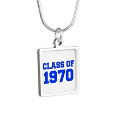 CLASS OF 1970-Fre blue 300 Necklaces