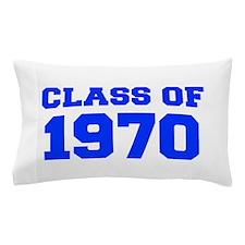 CLASS OF 1970-Fre blue 300 Pillow Case
