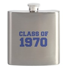 CLASS OF 1970-Fre blue 300 Flask