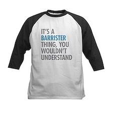 Barrister Thing Baseball Jersey