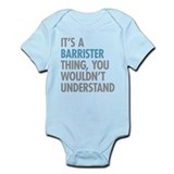 Barrister Baby