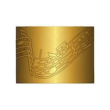 Musical (G) 5'x7'Area Rug