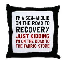 Sewaholic Throw Pillow