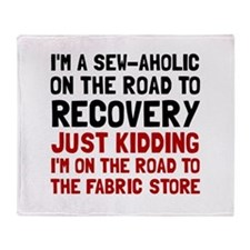 Sewaholic Throw Blanket