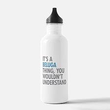 Beluga Thing Water Bottle