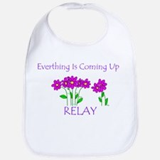 Everything Is Coming Up Relay Bib