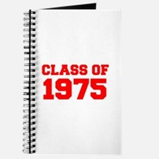 CLASS OF 1975-Fre red 300 Journal