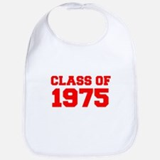CLASS OF 1975-Fre red 300 Bib