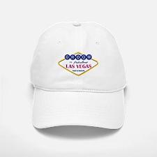 Las Vegas Groom Baseball Baseball Cap