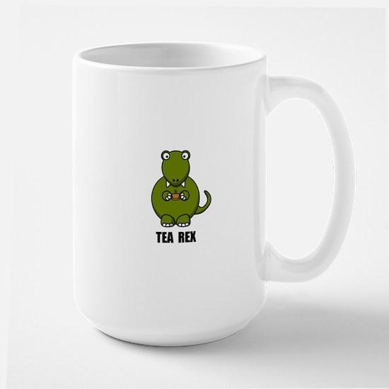 Tea Rex Dinosaur Mugs