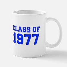 CLASS OF 1977-Fre blue 300 Mugs