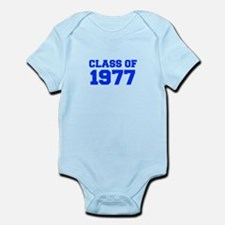 CLASS OF 1977-Fre blue 300 Body Suit