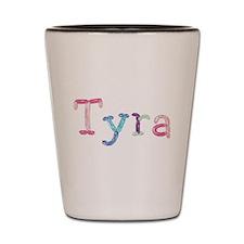 Tyra Princess Balloons Shot Glass
