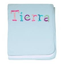 Tierra Princess Balloons baby blanket