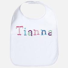 Tianna Princess Balloons Bib