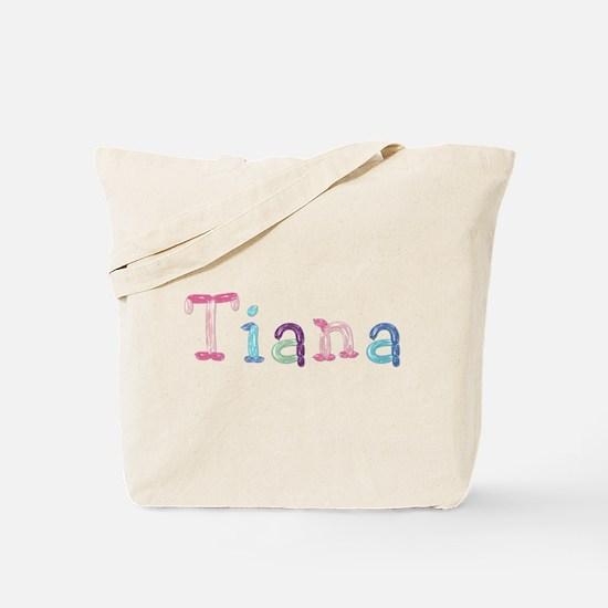Tiana Princess Balloons Tote Bag