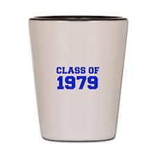 CLASS OF 1979-Fre blue 300 Shot Glass
