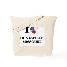 I love Huntsville Missouri Tote Bag