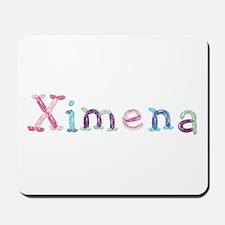 Ximena Princess Balloons Mousepad