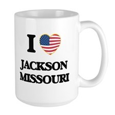 I love Jackson Missouri Mugs