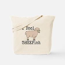 I Feel Sheepish Tote Bag