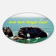Unique Oregon coast Decal