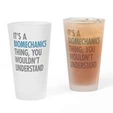Biomechanics Drinking Glass