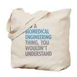 Biomedical engineer Canvas Tote Bag