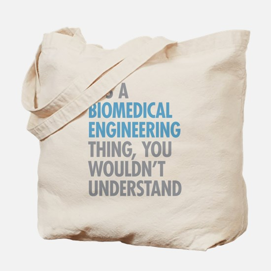 Biomedical Engineering Tote Bag
