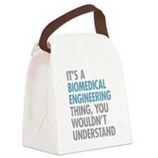 Biomedical Engineering Canvas Lunch Bag