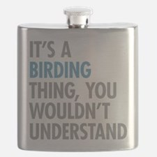 Birding Thing Flask