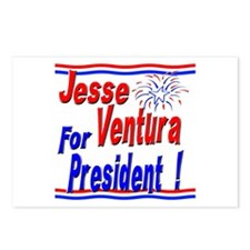 Ventura for President Postcards (Package of 8)