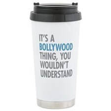 Bollywood Thing Travel Mug