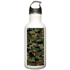 Piggyflage Water Bottle