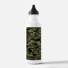 Piggyflage Water Bottle