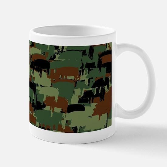 Piggyflage Mugs