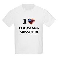 I love Louisiana Missouri T-Shirt