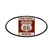 Weatherford Route 66 Patch