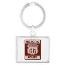 Weatherford Route 66 Keychains
