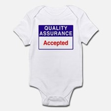 Accepted Infant Bodysuit