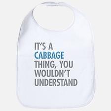 Cabbage Thing Bib
