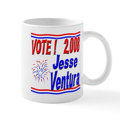 Vote Jesse Ventura Mug