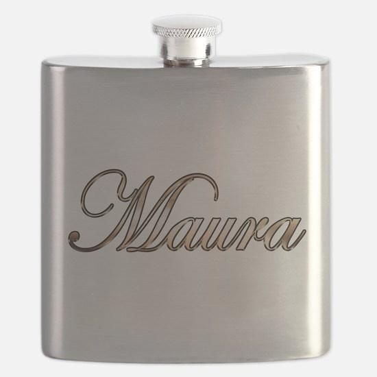 Gold Maura Flask