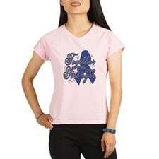 Anal Cancer Together Performance Dry T-Shirt