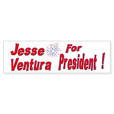 Jesse Ventura Bumper Bumper Sticker