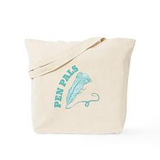 Pen Pals Tote Bag