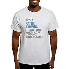 Cattle Farming T-Shirt