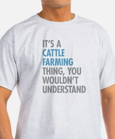 Cattle Farming T-Shirt