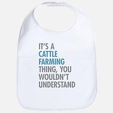 Cattle Farming Bib